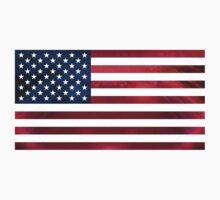 USA Flag Kids Tee