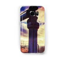 Railway Relic Abstract Samsung Galaxy Case/Skin