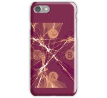 XBox Controller  Plum iPhone Case/Skin