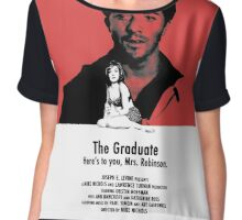 The Graduate Chiffon Top