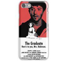 The Graduate iPhone Case/Skin