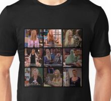 Phoebe Buffay Quotes Unisex T-Shirt