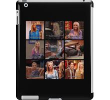 Phoebe Buffay Quotes #2 iPad Case/Skin