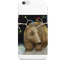 Glow me the Way : Christmas Lights iPhone Case/Skin