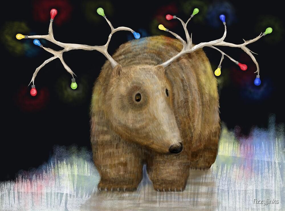 Glow me the Way : Christmas Lights by fizzyjinks