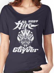 Bio Booster Armor Guyver Women's Relaxed Fit T-Shirt