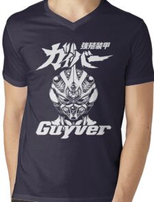 Bio Booster Armor Guyver Mens V-Neck T-Shirt