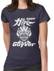 Bio Booster Armor Guyver Womens Fitted T-Shirt
