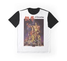 Tekken 1 King of Iron Fist Graphic T-Shirt