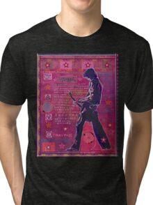 Jimmy Page Tri-blend T-Shirt