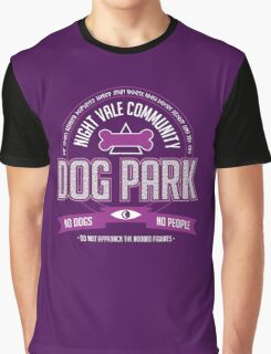 Night Vale Community Dog Park Graphic T-Shirt