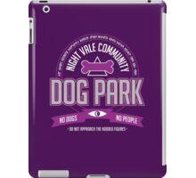 Night Vale Community Dog Park iPad Case/Skin