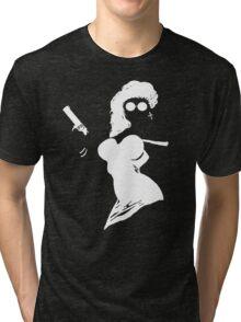 Sin City Girl Tri-blend T-Shirt