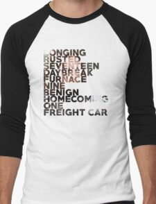 Soldier? Men's Baseball ¾ T-Shirt