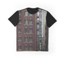 Seattle Architecture Graphic T-Shirt