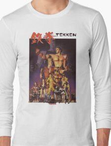 Tekken 1 King of Iron Fist Long Sleeve T-Shirt