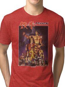 Tekken 1 King of Iron Fist Tri-blend T-Shirt