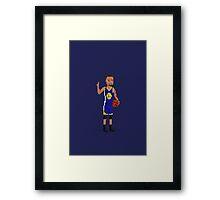 Steph Framed Print