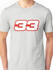 33 Unisex T-Shirt