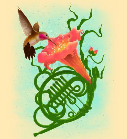 Musical Nectar Sticker