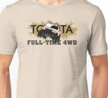 FJ FULL TIME 4WD Unisex T-Shirt