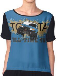 FJ FULL TIME 4WD Chiffon Top