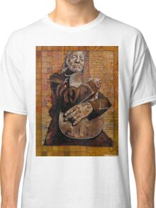 Willie's Guitar Classic T-Shirt
