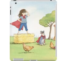 Supergirl iPad Case/Skin
