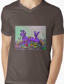 Sclera Irisanian and Stuff  Mens V-Neck T-Shirt