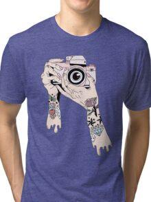 A Capture of Beauty Tri-blend T-Shirt