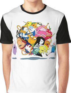 It's Adventure Time !! Graphic T-Shirt