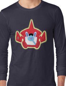 Kawaii RotomDex Long Sleeve T-Shirt