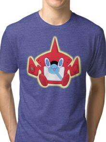 Kawaii RotomDex Tri-blend T-Shirt