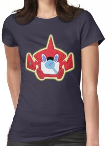 Kawaii RotomDex Womens Fitted T-Shirt