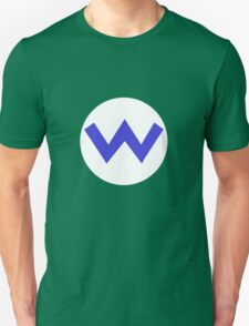 Wario Symbol Unisex T-Shirt