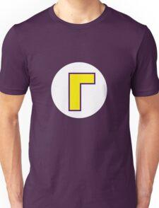 Waluigi Symbol Unisex T-Shirt