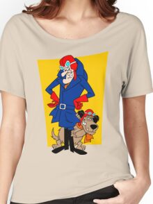 Dastardly & Muttley Women's Relaxed Fit T-Shirt
