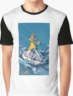 Morton Salt Girl Graphic T-Shirt