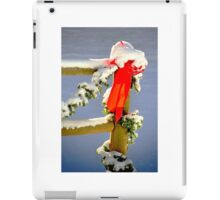 Christmas Snow iPad Case/Skin
