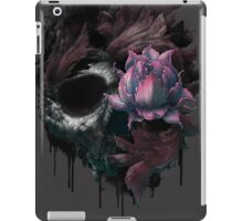 Death Blooms iPad Case/Skin