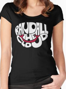 Randall The Cloud Women's Fitted Scoop T-Shirt
