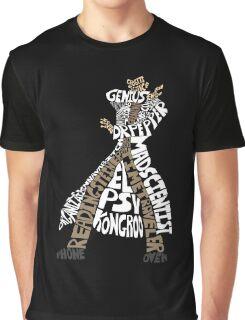 Reading Steiner Graphic T-Shirt