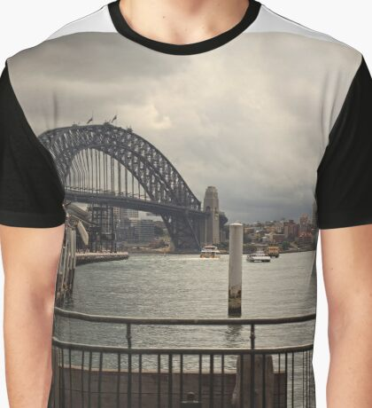 Circular Quay Graphic T-Shirt