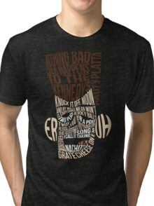 Catchphrase Comp-er-uh-lation Tri-blend T-Shirt