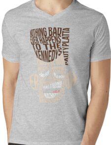 Catchphrase Comp-er-uh-lation Mens V-Neck T-Shirt