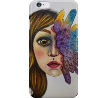 Crystal Infection iPhone Case/Skin