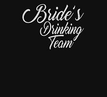 Bride's Drinking Team Women's Relaxed Fit T-Shirt