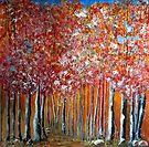 Hear the leaves by Elizabeth Kendall