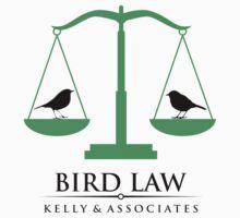 bird law Kids Tee