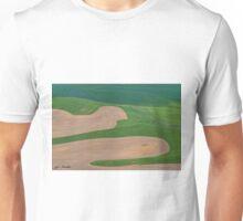 Wheatfield Pattern Unisex T-Shirt